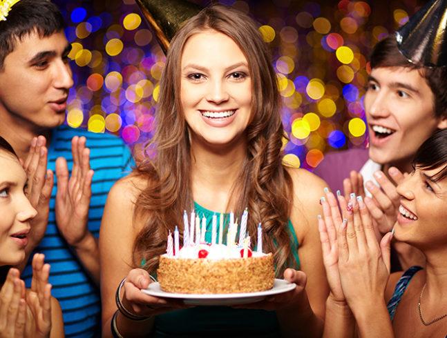 Urodziny i imprezy
